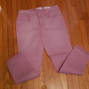 Jessica Simpson Rolled SkinnyJeans